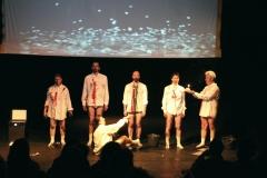 """""""Culte Culture"""", performance de DUEX la horde (Poisson Pirate Production)"""