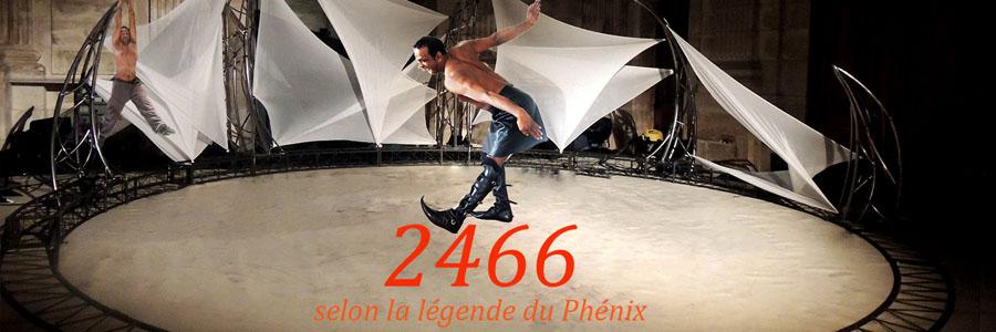 2466 selon la légende du Phénix